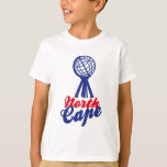 NORTH CAPE GLOBE SCULP. PLAYERAS
