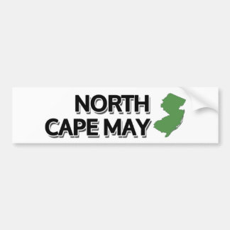 North Cape May, New Jersey Bumper Sticker