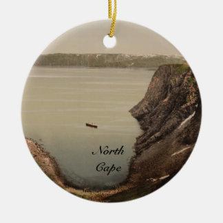 North Cape, Nordland, Norway Ornament