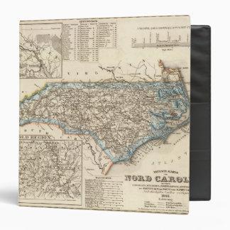 North Carolina 2 Binder