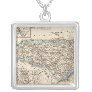 North Carolina 2 Custom Necklace