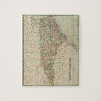 North Carolina 5 Jigsaw Puzzle