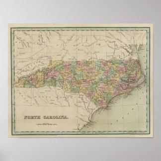 North Carolina 5 Posters