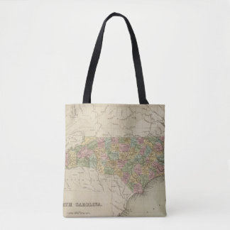 North Carolina 5 Tote Bag