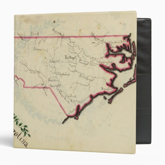 North Carolina 7 Binder