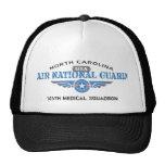 North Carolina Air National Guard Hats