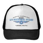 North Carolina Air National Guard Mesh Hats