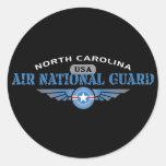 North Carolina Air National Guard Sticker