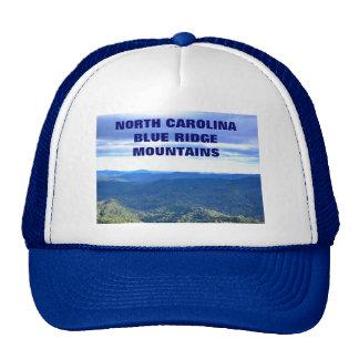 NORTH CAROLINA BLUE RIDGE MOUTAINS cap Trucker Hat
