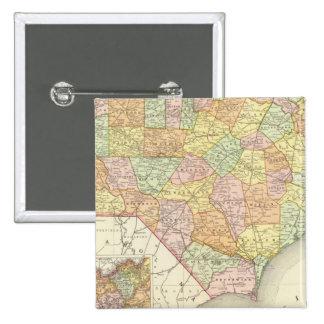 North Carolina Button