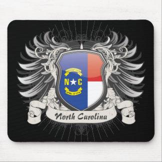 North Carolina Crest Mouse Pad