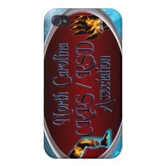 North Carolina CRPS/RSD Association Speck Case iPhone 4 Cover