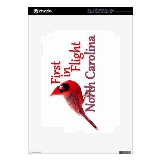NORTH CAROLINA DECALS FOR THE iPad 2