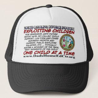 North Carolina Divorce Industry.. Trucker Hat