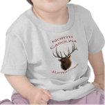 North Carolina Elk-Watcher Shirts