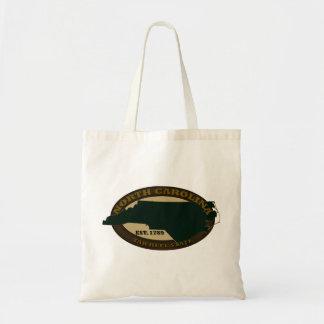 North Carolina Est. 1789 Canvas Bag