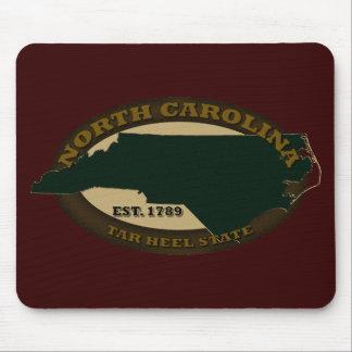 North Carolina Est. 1789 Mouse Pad