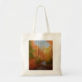 North Carolina Fall bag
