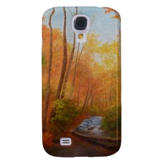 North Carolina Fall iphone 3 case