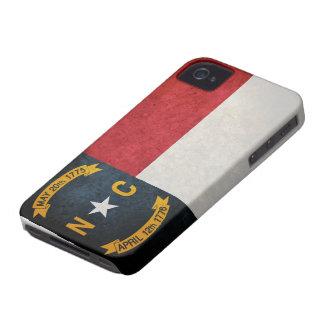 North Carolina Flag iPhone 4 Case-Mate Case
