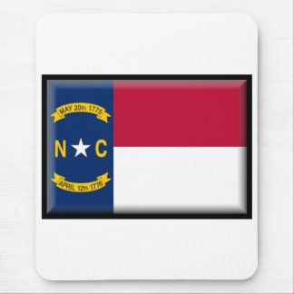 North Carolina Flag Mouse Pad
