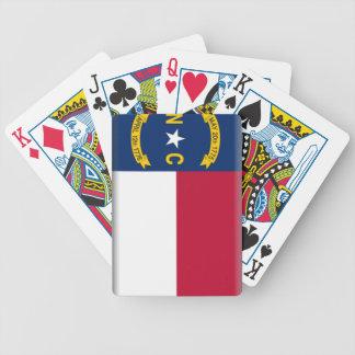 North Carolina Flag Card Decks