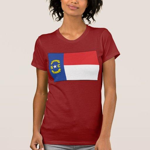 North Carolina Flag T-shirt