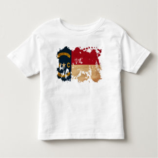 North Carolina Flag Toddler T-shirt