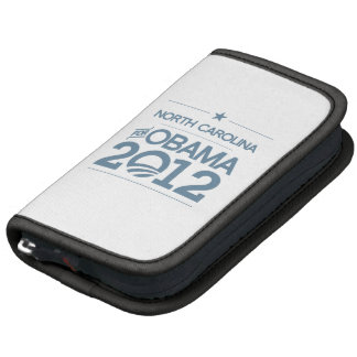 NORTH CAROLINA FOR OBAMA 2012 png Folio Planners