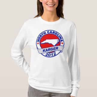 North Carolina Fred Karger T-Shirt