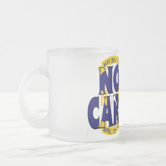 North Carolina Frosted Mug