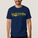 North Carolina Gold T Shirts