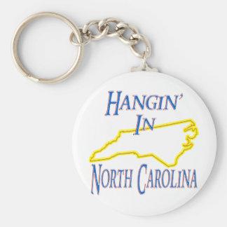 North Carolina - Hangin' Keychains