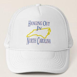 North Carolina - Hanging Out Trucker Hat