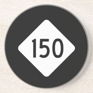 North Carolina Highway 150 Coaster