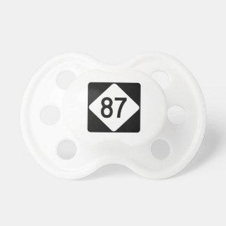 North Carolina Highway 87 Pacifier