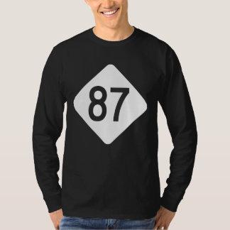 North Carolina Highway 87 T-Shirt