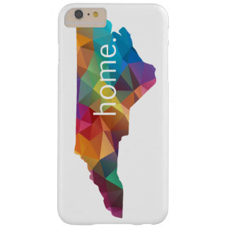 North Carolina HOME Lowpoly iPhone 6 Phone Case Barely There iPhone 6 Plus Case