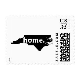 North Carolina Home Postage