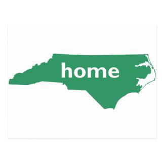 North Carolina Home Postcard