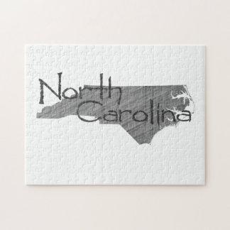 North Carolina Jigsaw Puzzle