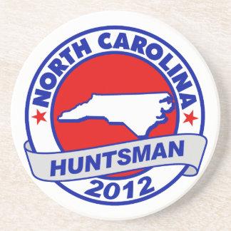 North Carolina Jon Huntsman Coasters