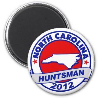 North Carolina Jon Huntsman Magnet