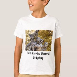 North Carolina Memorial Gettysburg T-Shirt