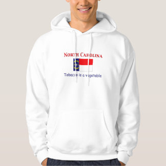 North Carolina Motto Hoodie