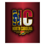 North Carolina (NC) Print