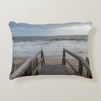 North Carolina, Outer Banks National Seashore 1 Decorative Pillow