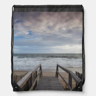 North Carolina, Outer Banks National Seashore 1 Drawstring Bag