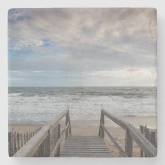 North Carolina, Outer Banks National Seashore 1 Stone Coaster