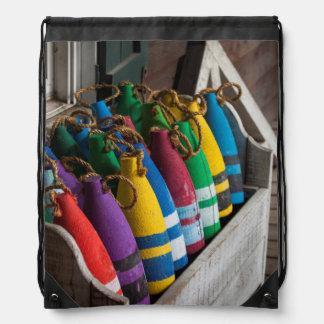 North Carolina, Outer Banks National Seashore 5 Drawstring Bag